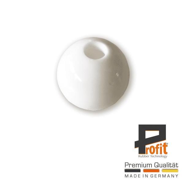 Kugel   Kunststoffkugel für Expanderschlinge   Kugel für Expander   Plastikkugel für Spanngummi  