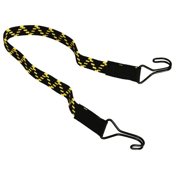 Banda elastica piatta con 2 ganci | gancio metallico | corda di espansione | espansore | espansore | gomma di espansione | gomma di tensione | gomma di tensione | gomma di tensione