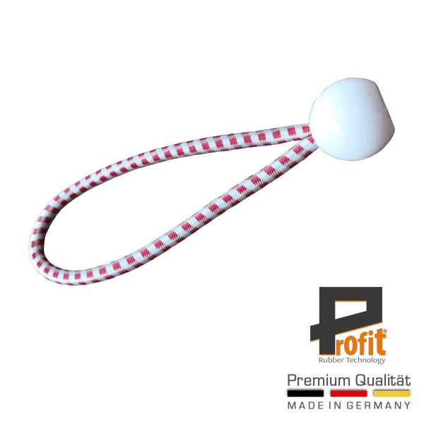 Espansore fionde palla bianca 200mm | Edizione austriaca | Colori austriaci | Gomma Espansore | Profitto Tecnologia della gomma