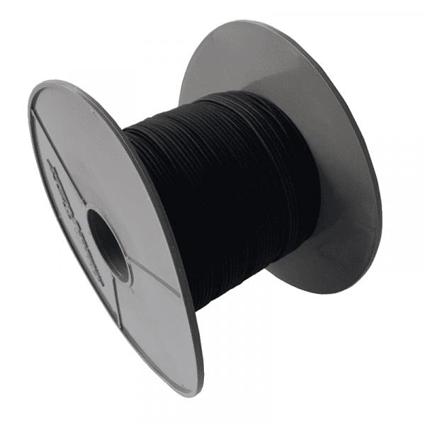 Expanderseil 3mm schwarz   Gummiseile   Planenseil   Expanderseile   Planenseile  