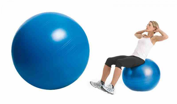 Deuser Blue Ball Ø 46 - 55cm - Medio
