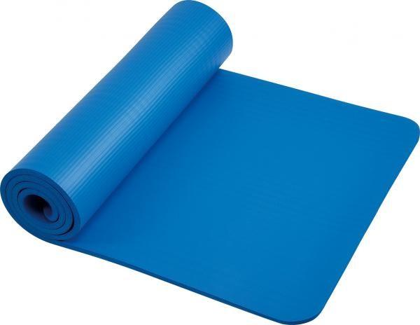 Tappetino fitness | Blu | 182 x 61cm | Schiuma |
