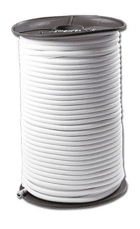 Expanderseil 10mm weiss | Spanngummis | Gummiseil | Expanderschlingen | Expanderseile |Gummiseil Meterware | Gummispannband |